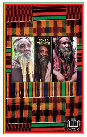 Wise Mind Publications – Bongo Tawney – Back Cover