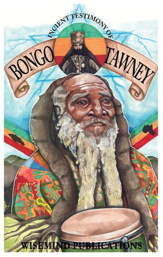Wise Mind Publications - Bongo Tawney - Front Cover