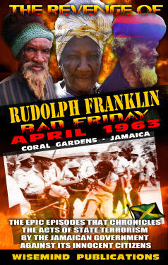 Wise Mind Publications - Revenge of Rudolph Franklin - Front Cover