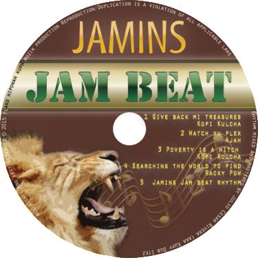 JaminsJamBeatCDArt