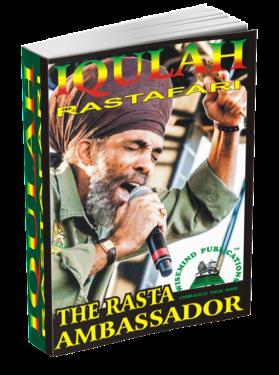 Wise Mind Publications - Iqulah Rastafari - Front Cover