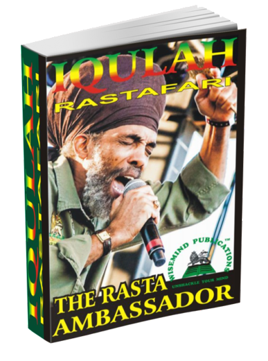 Wise Mind Publications - Iqulah Rastafari - Front Cover