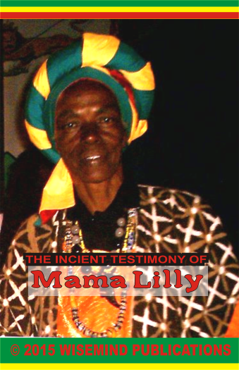 Wise Mind Publications - Mama Lily - Front Cover