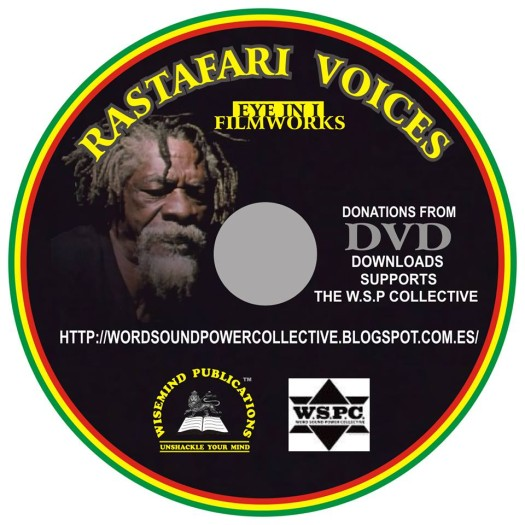 Wise Mind Publications - Rastafari Voices - Cover