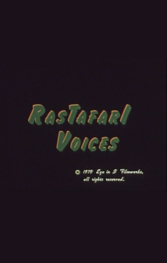 Wise Mind Publications – Rastafari Voices – Cover