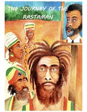JOURNEY OF THE RASTAMAN CHILDREN BOOK cover